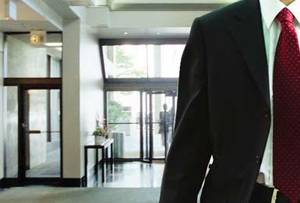 Lobby and Visitor Management System